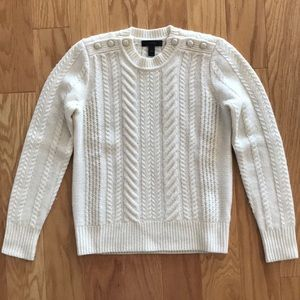 J.Crew Cable Knot Sweater